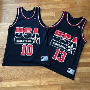 huge selection of 94315 00ed4 Team USA nba champion jerseys